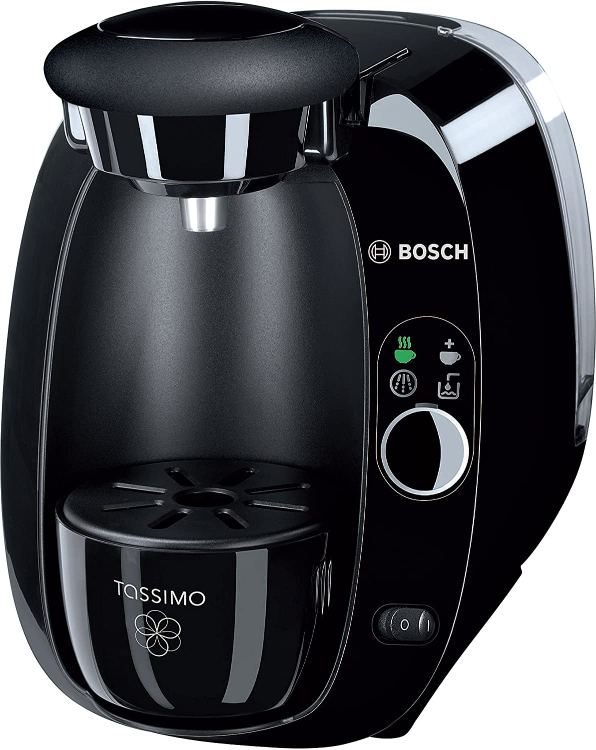 bosch tassimo t20 amia hot beverage coffee espresso maker. Black Bedroom Furniture Sets. Home Design Ideas