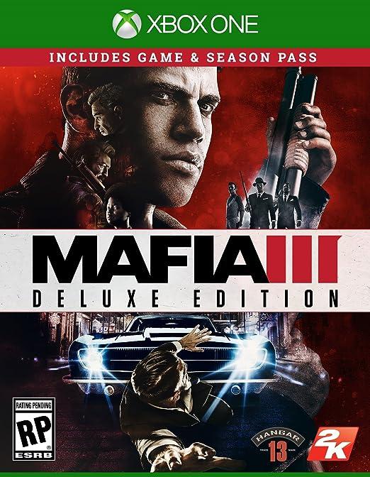 Mafia III Deluxe Edition - Xbox One