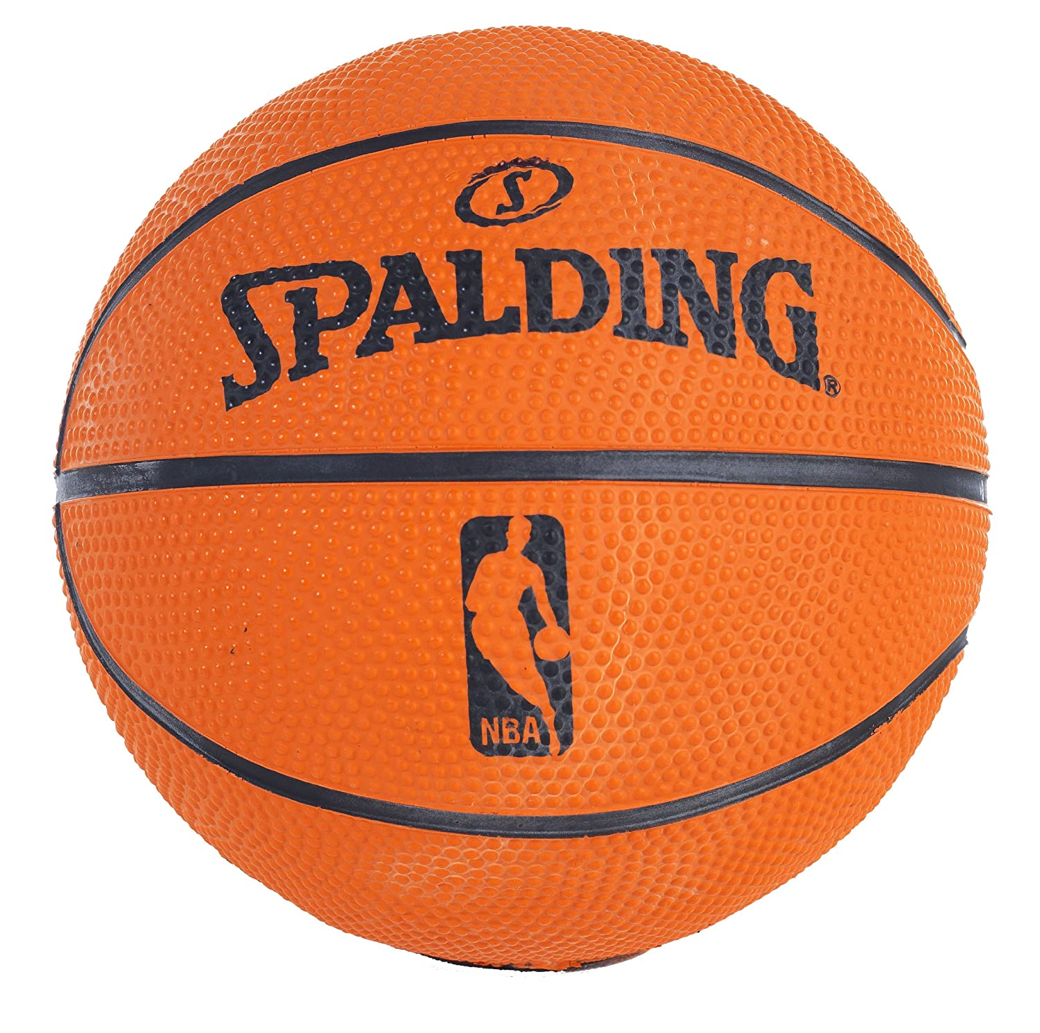 Spalding mini basketball wall mount game backboard ball indoor nba official toys ebay - Spalding basketball images ...