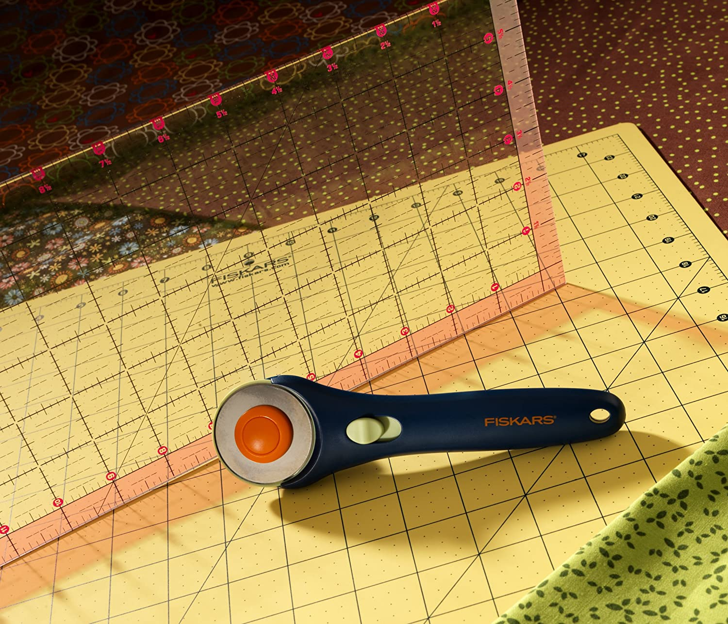 quilting cutting mat set cutter large sewing crafts rulers