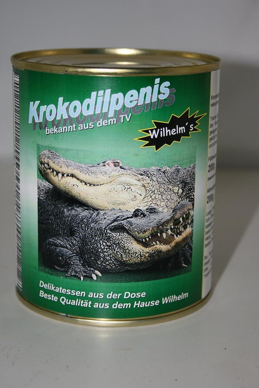 Krokodilpenis