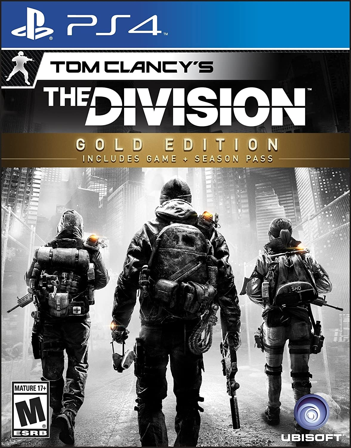 Tom Clancy's The Division Gold Edition - PS4 (Digital Code)