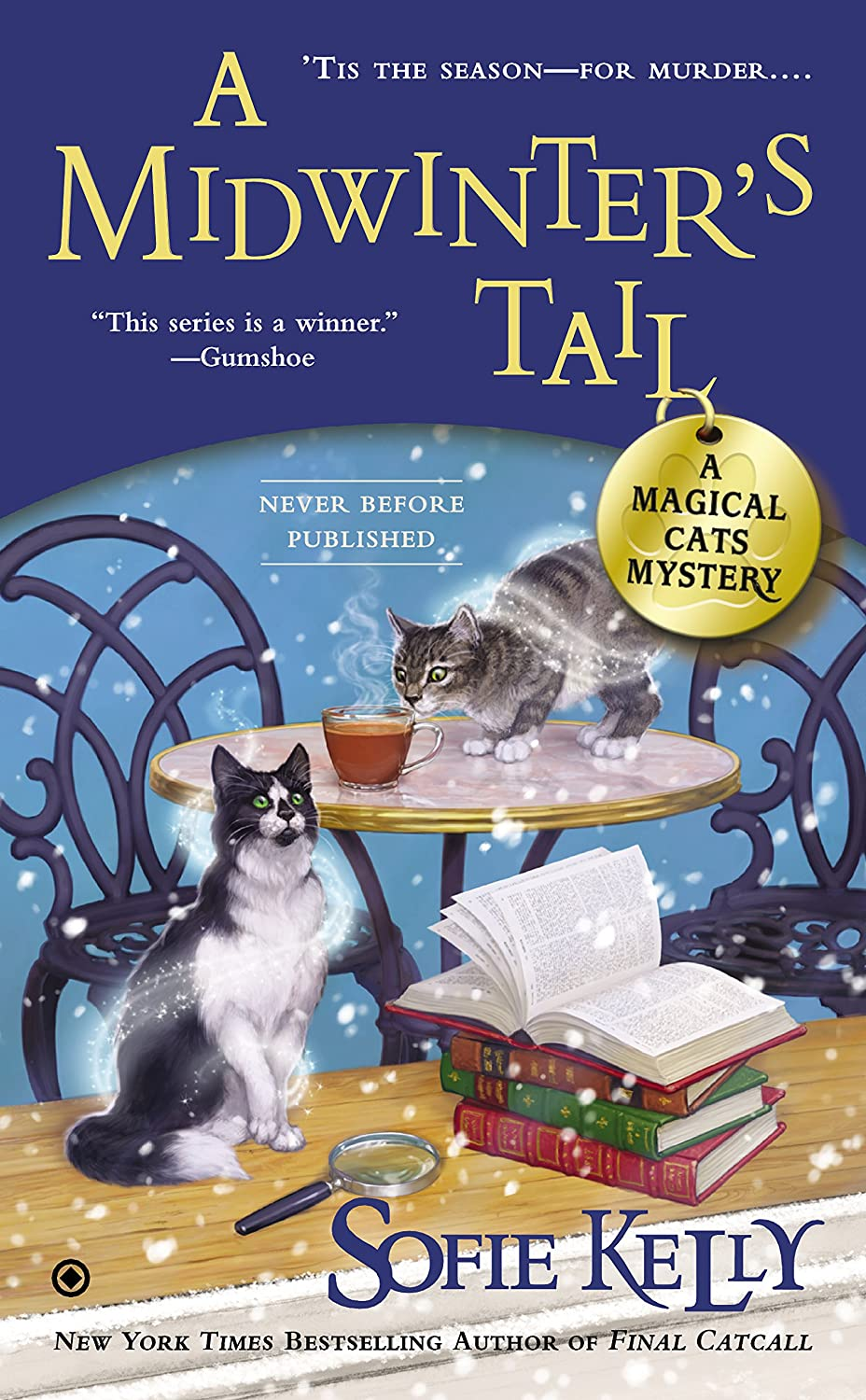 Magical Cats - Book 6 - A Midwinter's Tail - Sofie Kelly