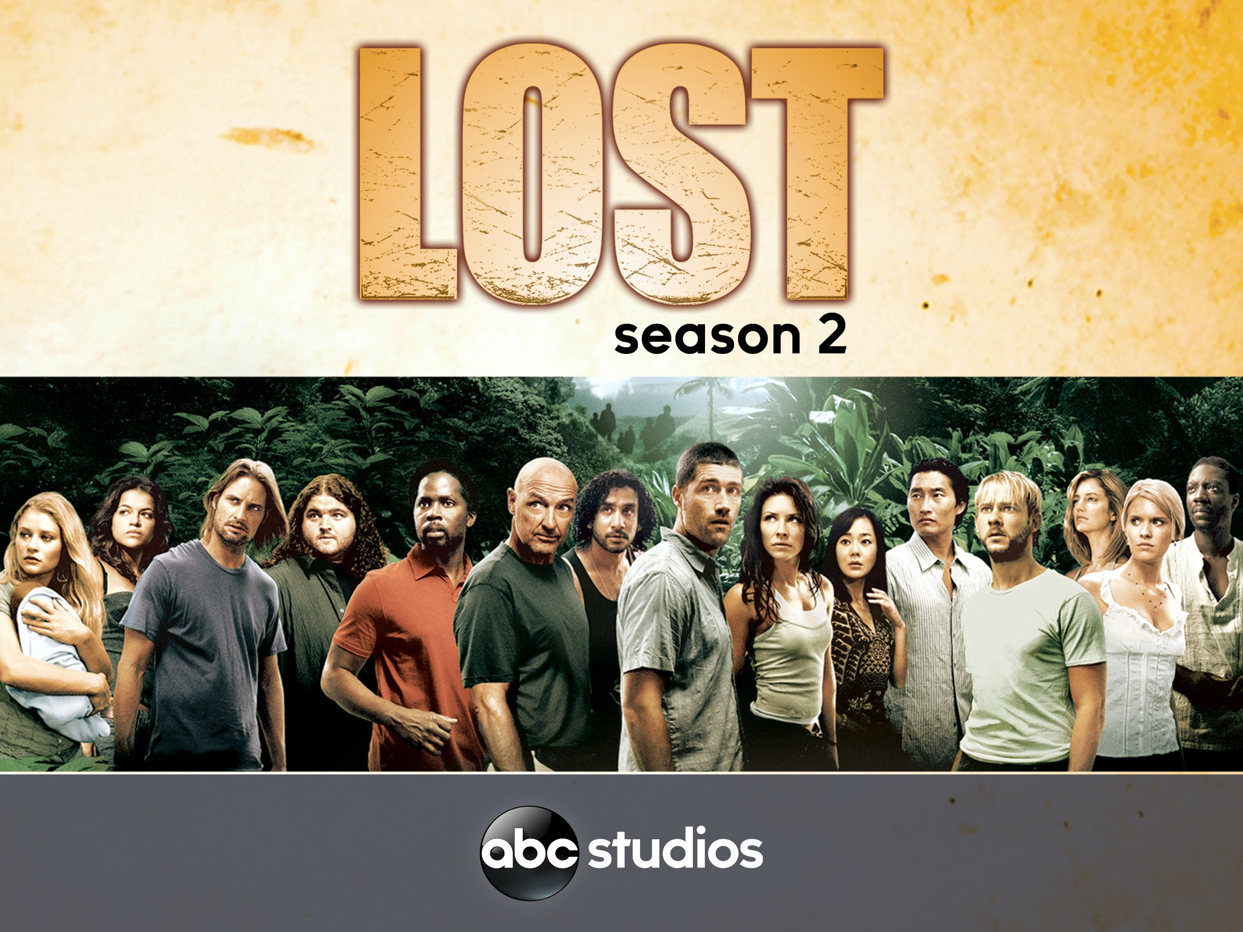 Lost on Amazon Prime Video UK