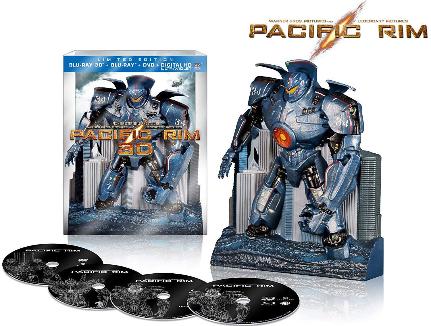 "Deal of the Day: Up to 55% Off ""Pacific Rim Collector's Edition"" and ""Predator Bundle"""