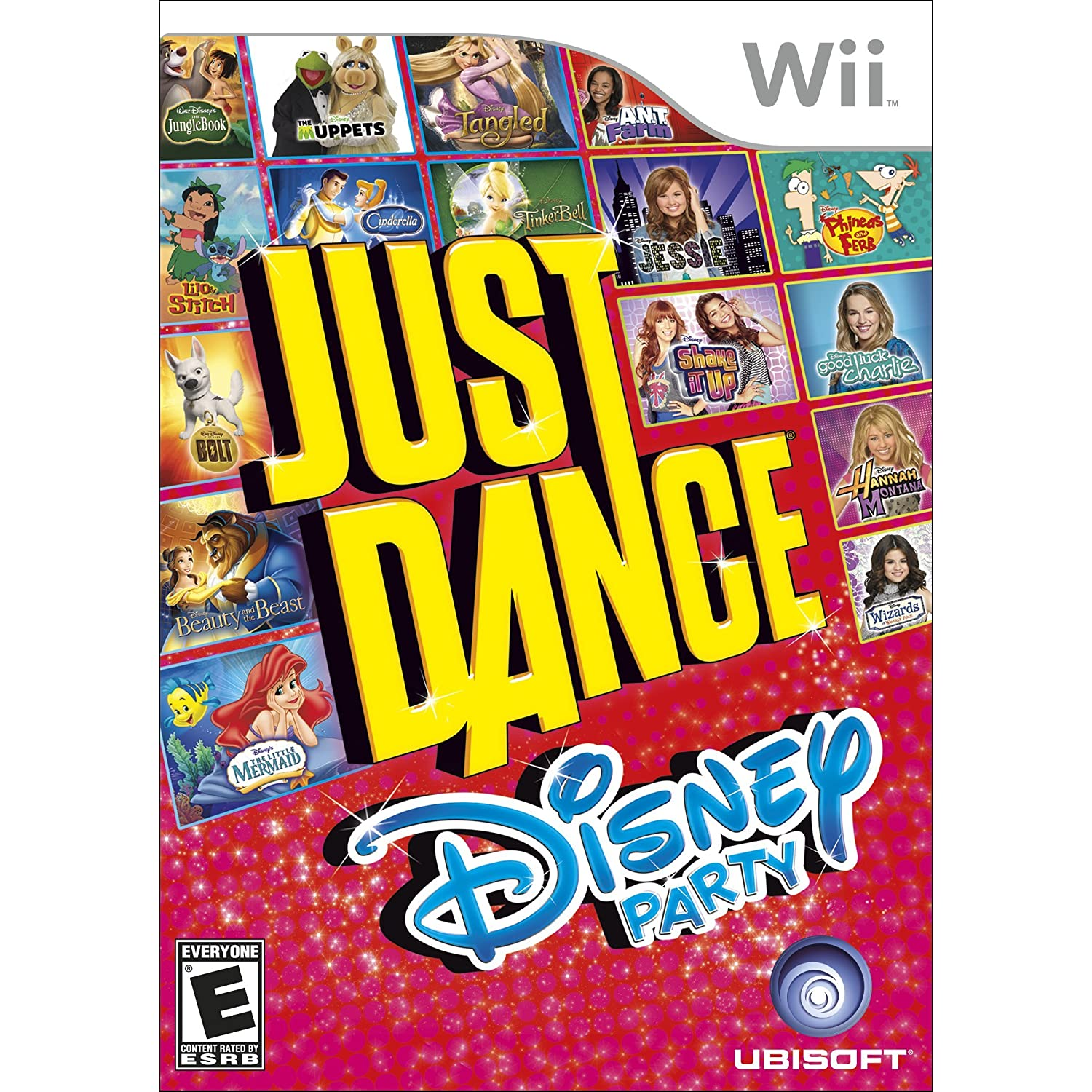Just dance disney party kid review all for the boys for Classic dance tracks