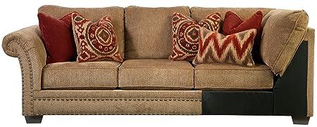 Grecian Amber LAF Sofa