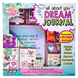 Just My Style Create Your Own Custom Dream Journal by Horizon Group USA, One Size, Multicolor (Color: Multicolor, Tamaño: One Size)
