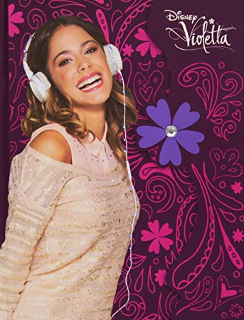 V-diary Violetta Personal Secret Diary with Lights