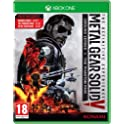 Metal Gear Solid V Xbox One Game