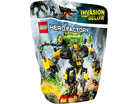 LEGO Hero Factory - 44022 - Jeu De Construction - Evo Xl Robot