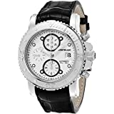 Montblanc Sport Automatic Chronograph Silver Dial Mens Watch 104280 (Color: Silver)