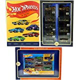 Hot Wheels Cars 50th Anniversary; Collectible, Factory Sealed 2018 Sets - Bundle of 3 Items: Originals Collection, Black & Gold Collection, and Anniversary 10-Car Pack (Total of 22 Vehicles)