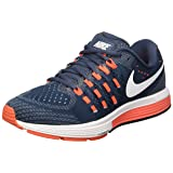 NIKE Men's Air Zoom Vomero 11 Sqdrn/Bl/White/Bl/Gry/TTL/Crms Running Shoe 8.5 Men US
