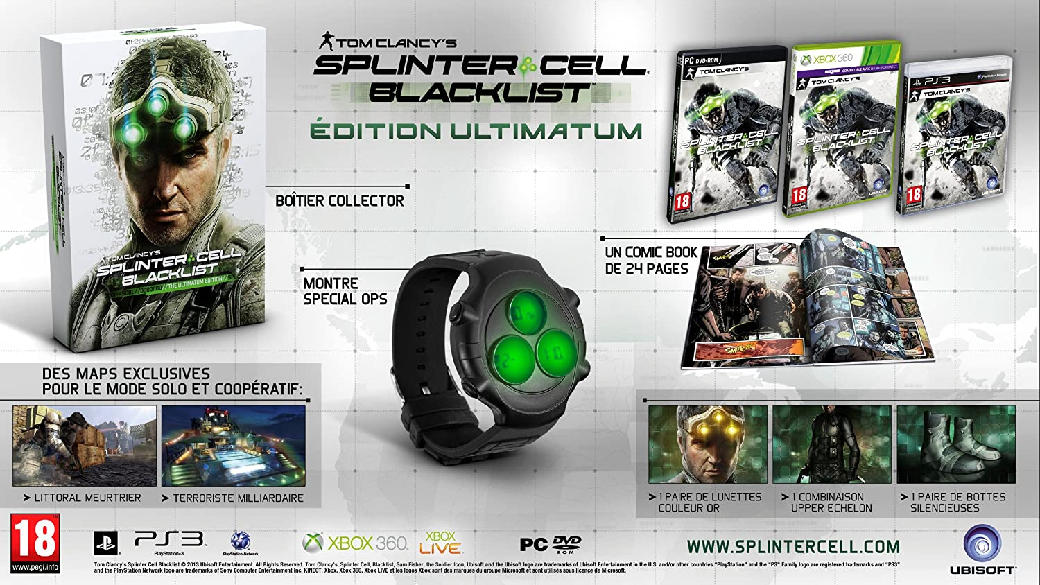 [ACTU] Splinter Cell : Blacklist / Edition Ultimatum