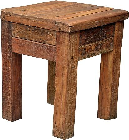 Rustikaler Kaffeetisch / Sitzmöbel & Tische