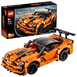 LEGO Technic Chevrolet Corvette ZR1 42093 Building Kit (579 Piece) (Color: Multi)