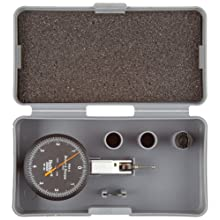 Brown & Sharpe Bestest -5 Series Dial Test Indicator Set, Inch, M1.4x0.3 Thread