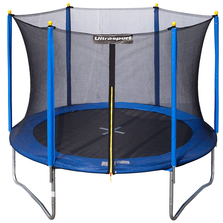 Ultrasport Gartentrampolin Uni-Jump inkl. Sicherheitsnetz jetzt bestellen