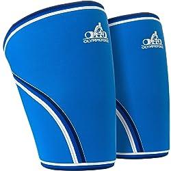 Olympic Force Knee Sleeves