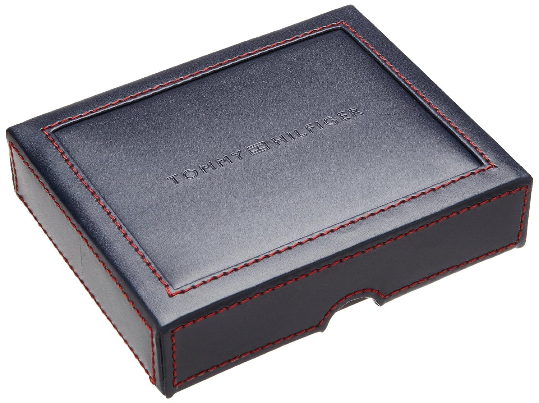 Hộp đựng ví da nam Tommy Hilfiger