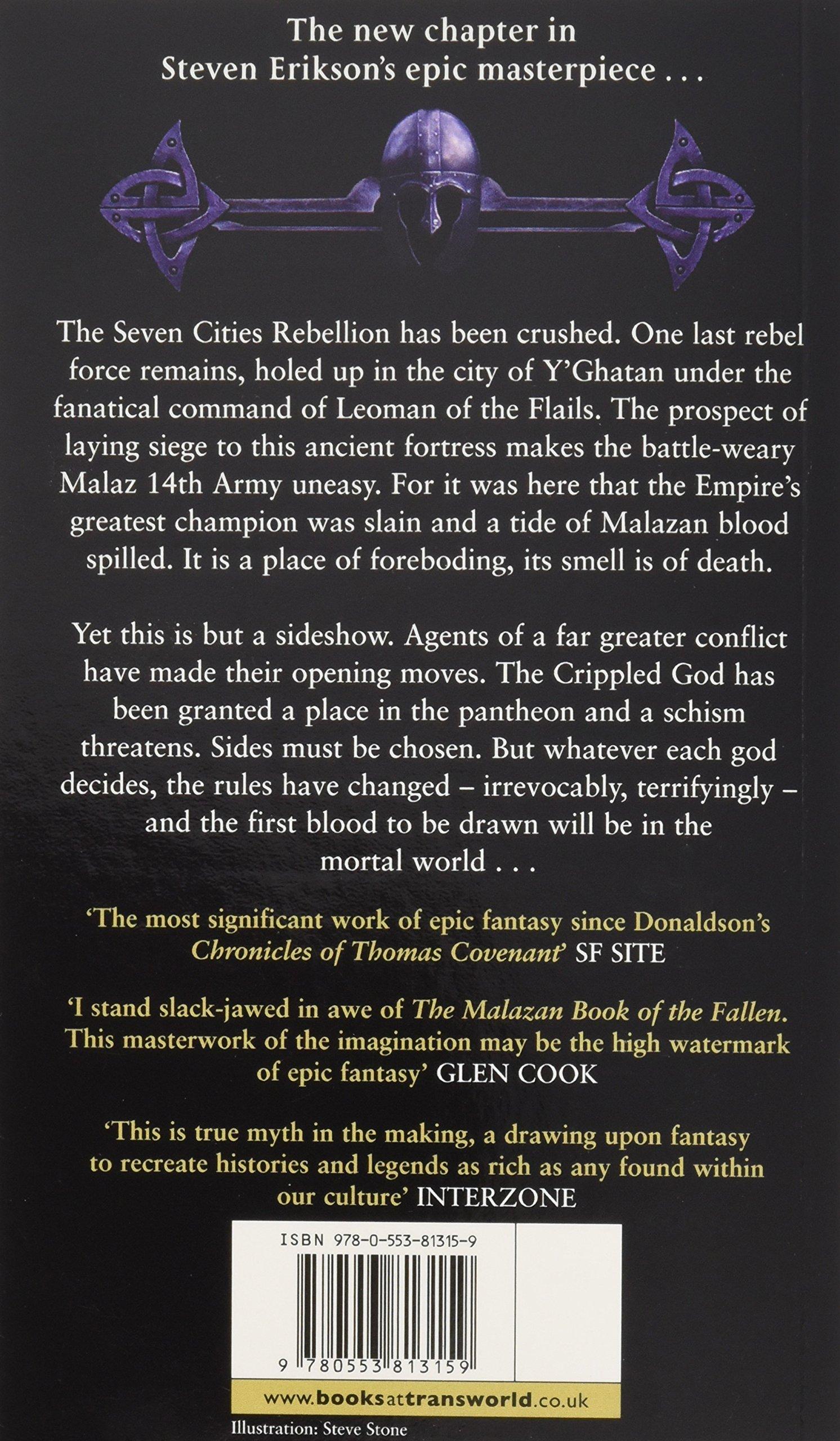 Buy The Bonehunters: Malazan Book Of Fallen 6 (the Malazan Book Of The  Fallen) Book Online At Low Prices In India  The Bonehunters: Malazan Book  Of Fallen