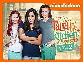 Talia in the Kitchen
