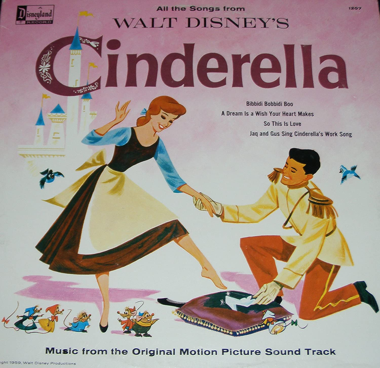 Charming 1963 Cinderella