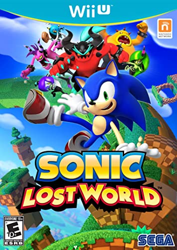 Европейские даты релиза The Legend of Zelda: Wind Waker HD и Sonic Lost World | платформер Wii U Sonic 3D