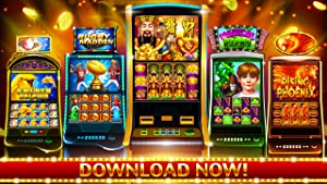 Slots - Lucky Casino - Play Real Vegas Slot Machines For Free! by Luckios Game