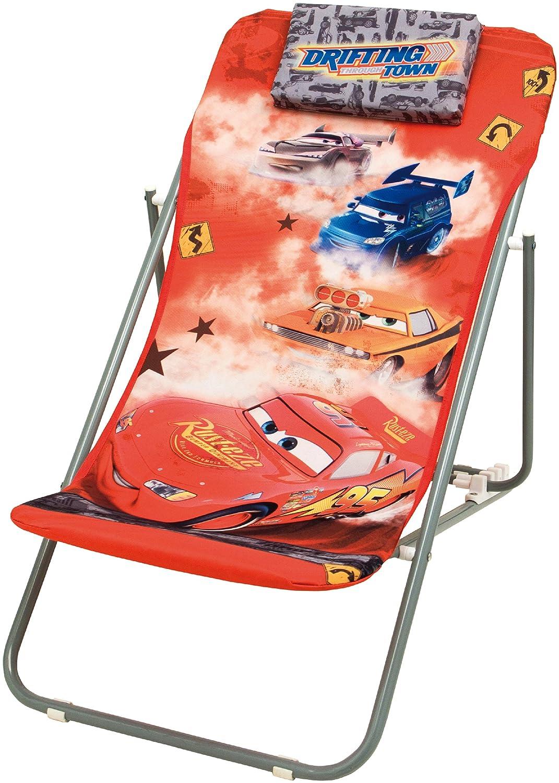 Disney Pixar Cars Liegestuhl Gartenstuhl Liege pink jetzt bestellen
