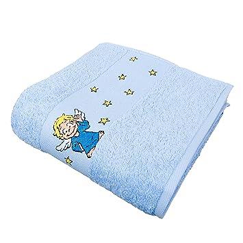 5 dyckhoff 1450252400 my my guardian angel serviette de bain pour pour enfant code couleur. Black Bedroom Furniture Sets. Home Design Ideas