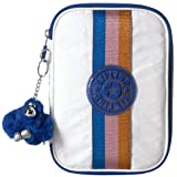 Kipling 100 Pens Pencil, Essential Everyday Case, Zip Closure, lacquer pearl (Color: Lacquer Pearl, Tamaño: One Size)