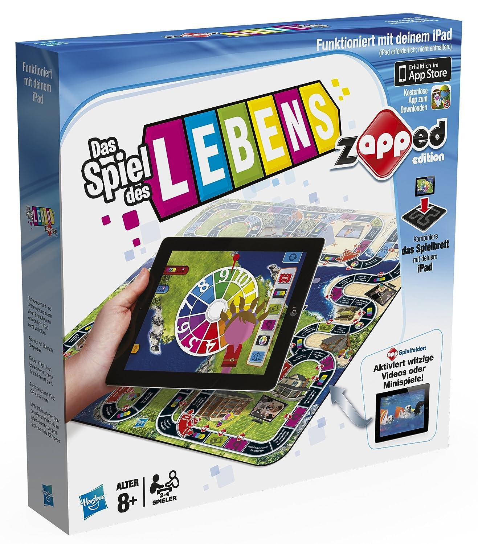 Hasbro 38187100 - Spiel des Lebens Zapped