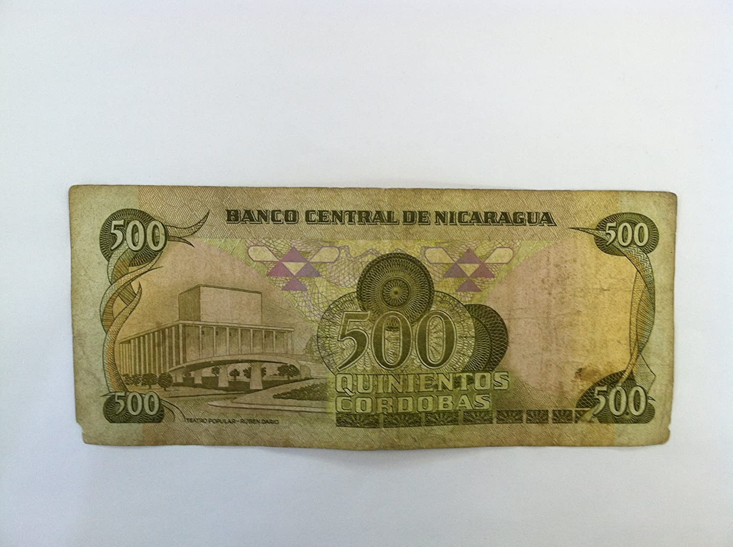 World Money Paper Currency