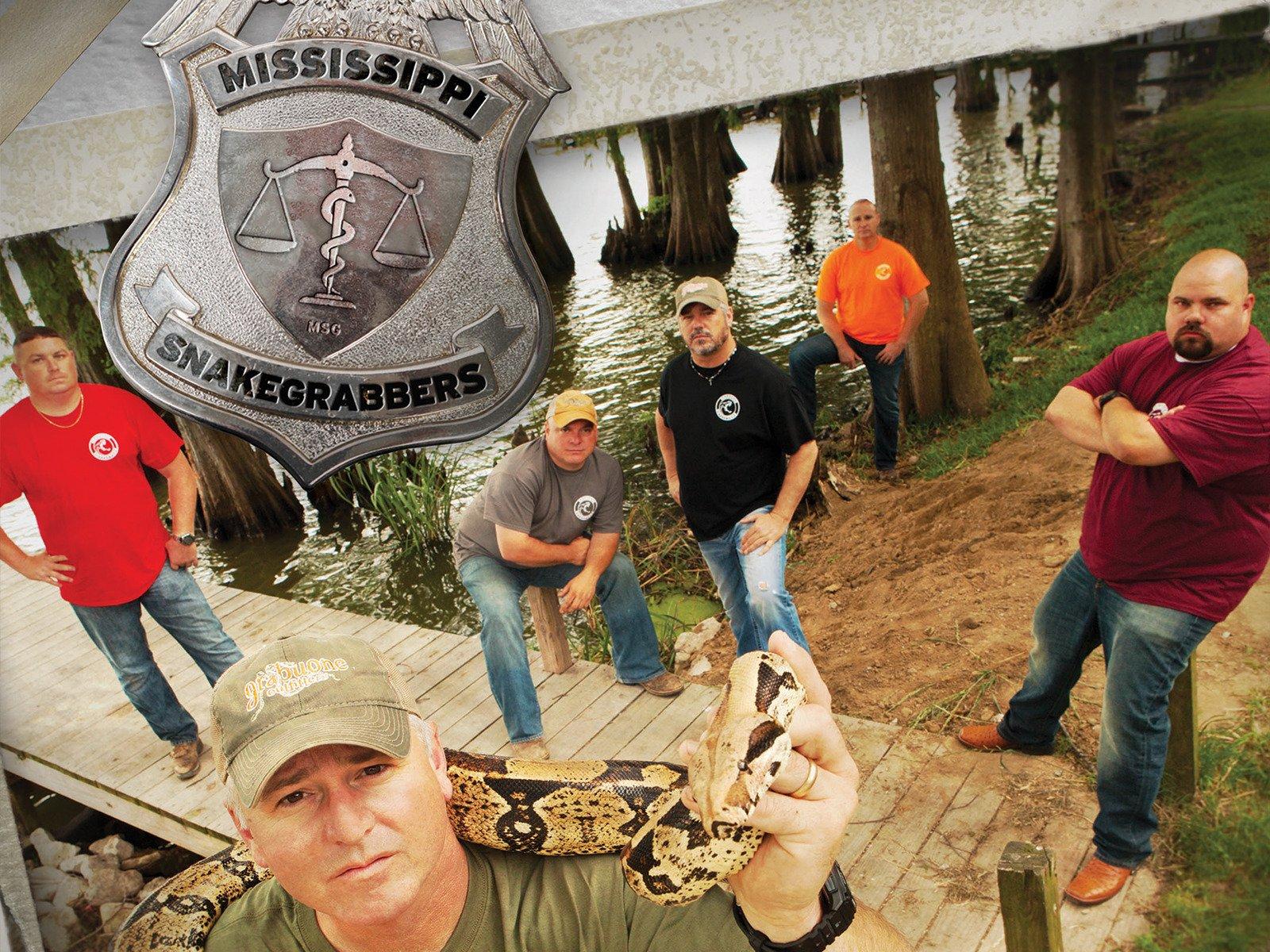 Mississippi Snake Grabbers