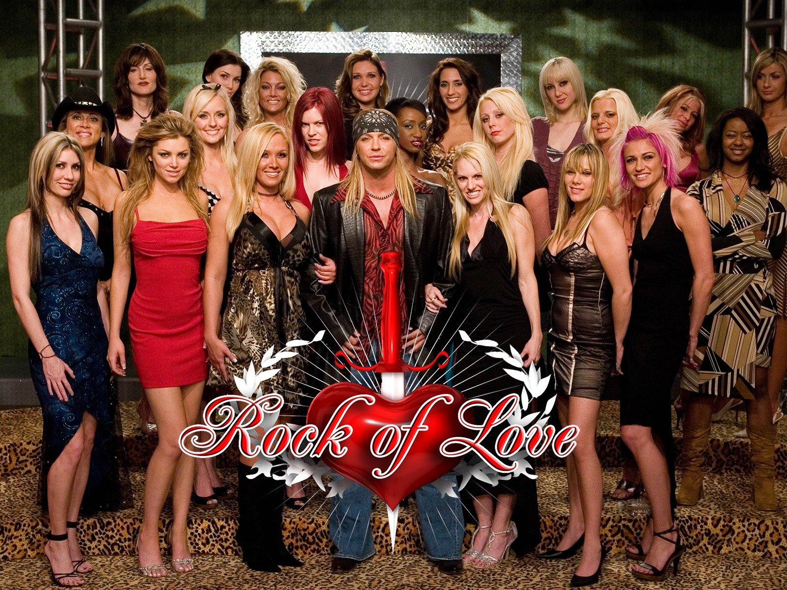 Rock of Love on Amazon Prime Instant Video UK
