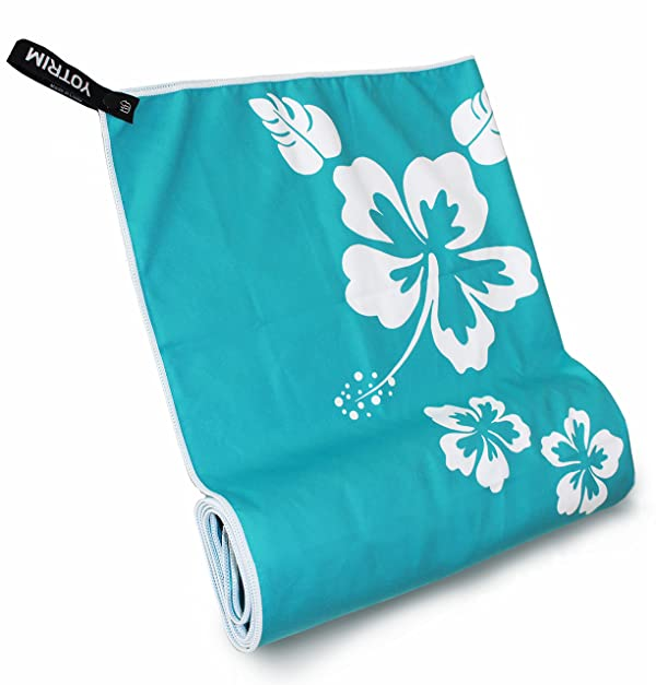 Microfiber Beach Towels For Travel Quick Dry Lightweight Towel