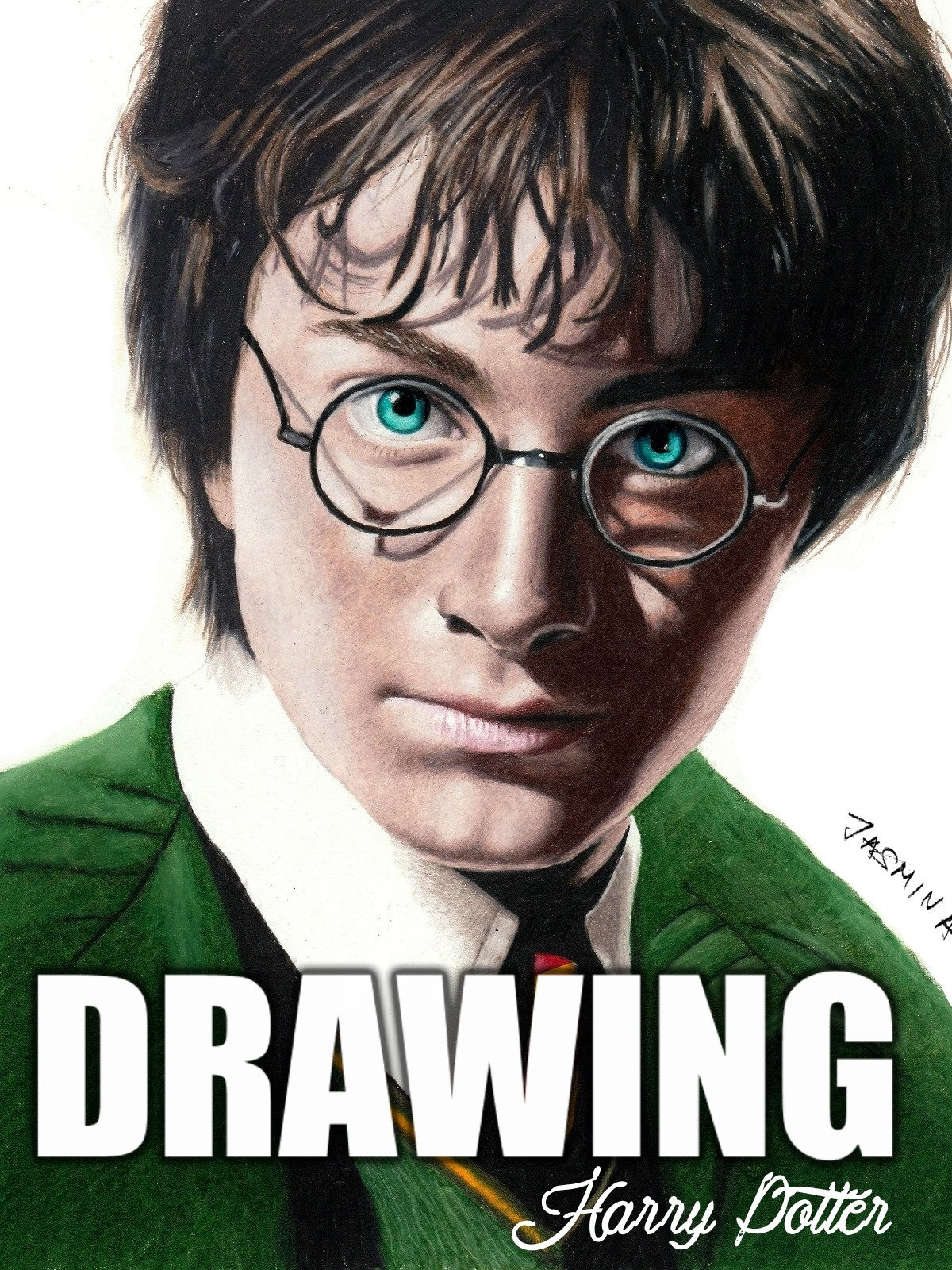 Clip: Drawing Harry Potter
