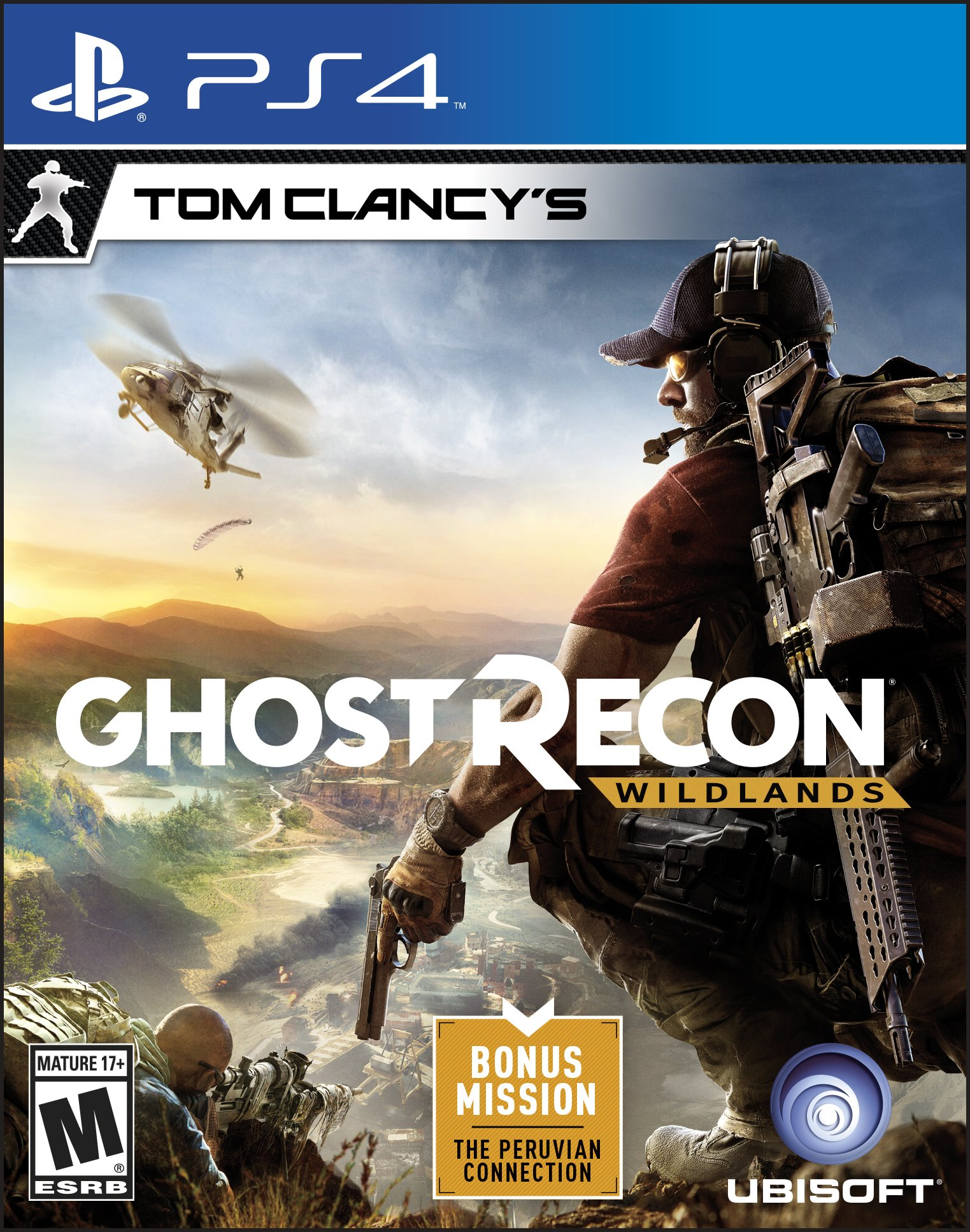 Ghost Recon Wildlands Tom Clancy