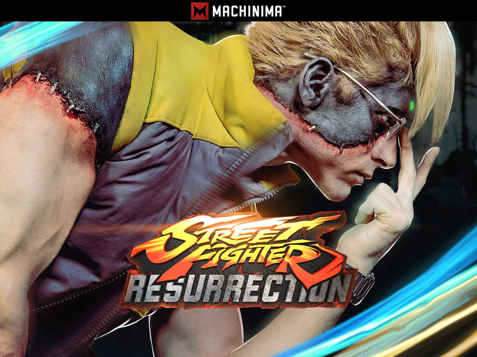 Street Fighter Resurrection on Amazon Prime Instant Video UK