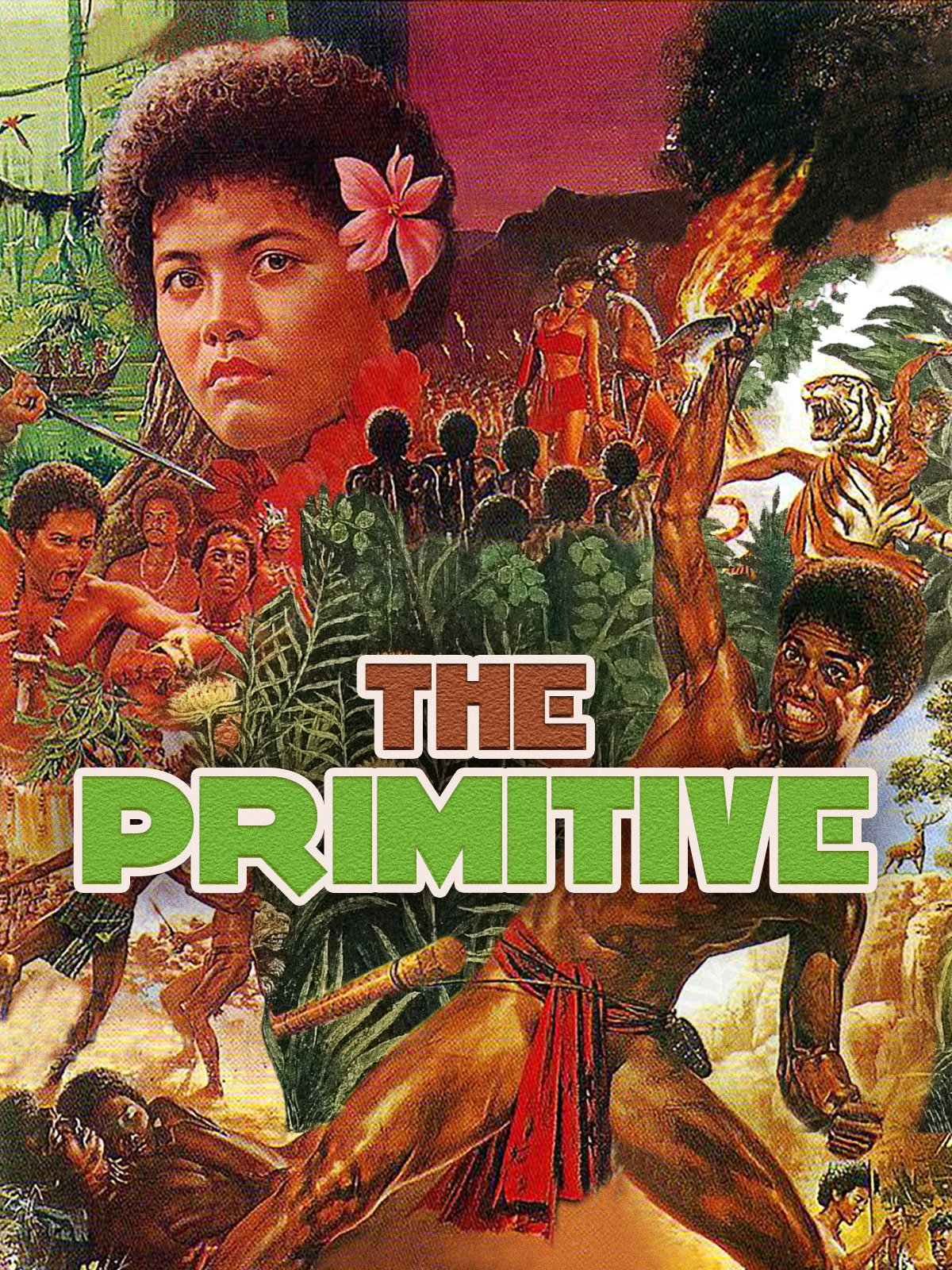 The Primitive on Amazon Prime Video UK