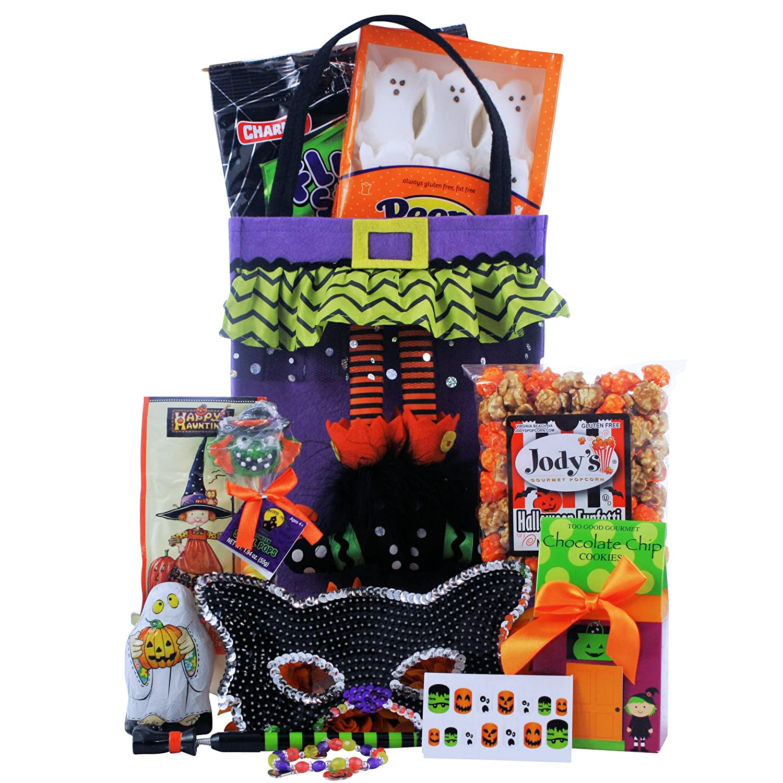 Halloween Trick or Treat Gift Baskets | Halloween Wikii
