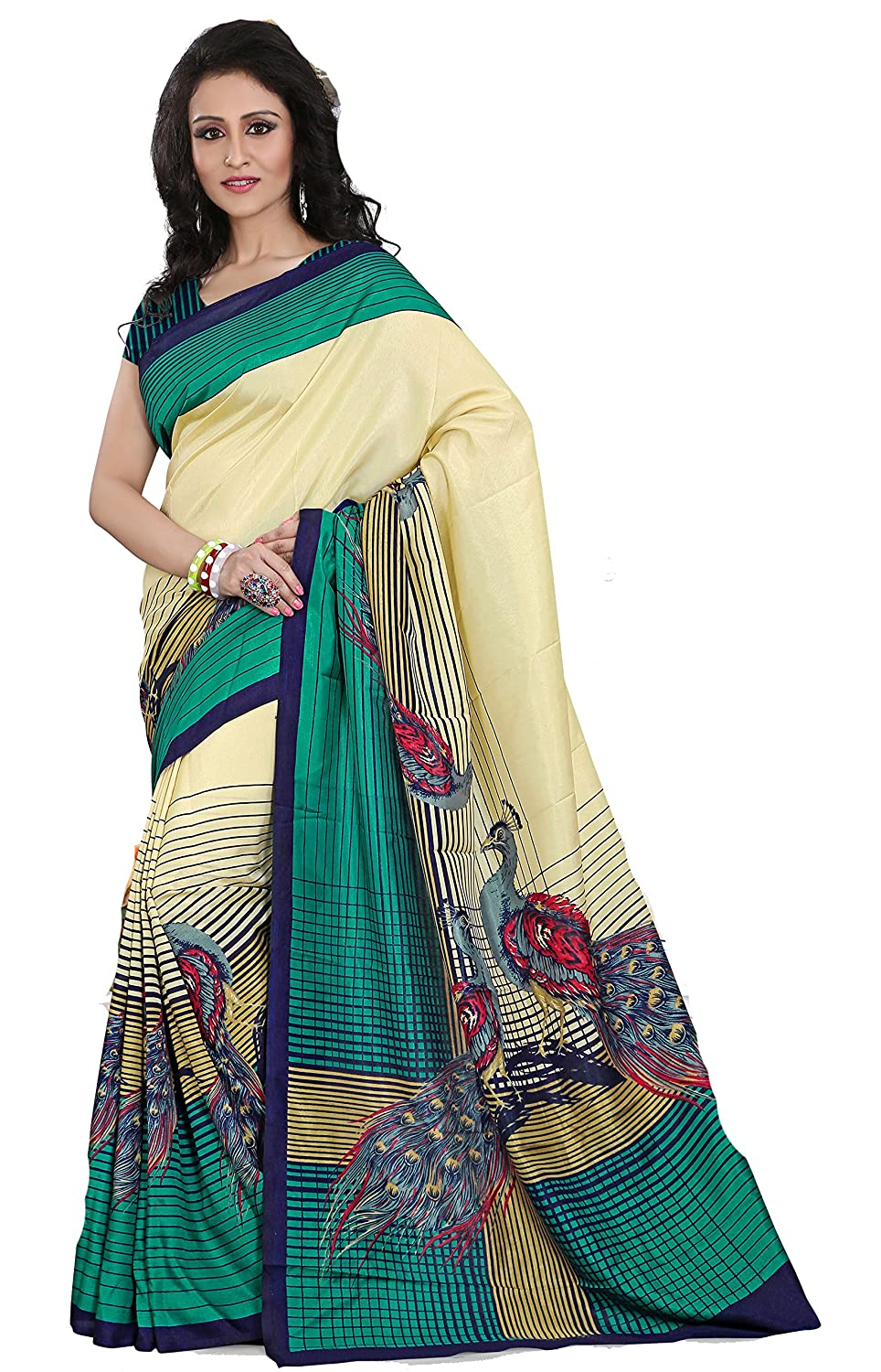 Samskruti Sarees Artificial Silk Saree