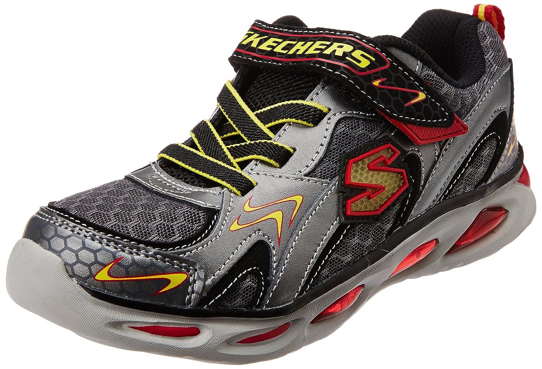 Skechers Kids Ipox Rayz Light-Up Sneaker skechers рюкзак женский skechers