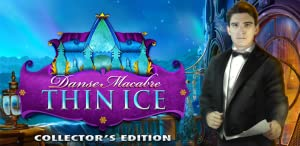 Danse Macabre: Thin Ice Collector's Edition by Big Fish Games