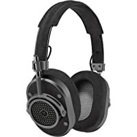 Master & Dynamic MH40 Over-Ear 3.5mm Wired Headphones (Gunmetal/Black)