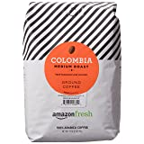 AmazonFresh Colombia Ground Coffee, Medium Roast, 32 Ounce (Tamaño: 32 Ounce (Pack of 1))