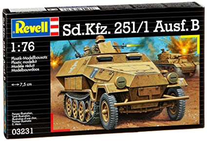 Revell - 03231 - Maquette - Sd. Kfz. 251/1 Ausf.B