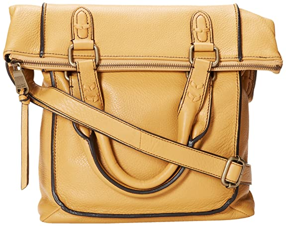 Marc New York Fold Over Cross Body Bag